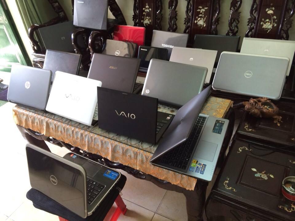 Thu mua Laptop cũ giá cao tại Hà Nội