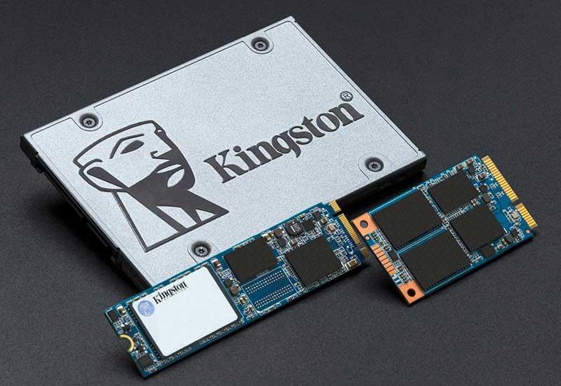Ổ cứng Laptop SSD Kingston 120GB