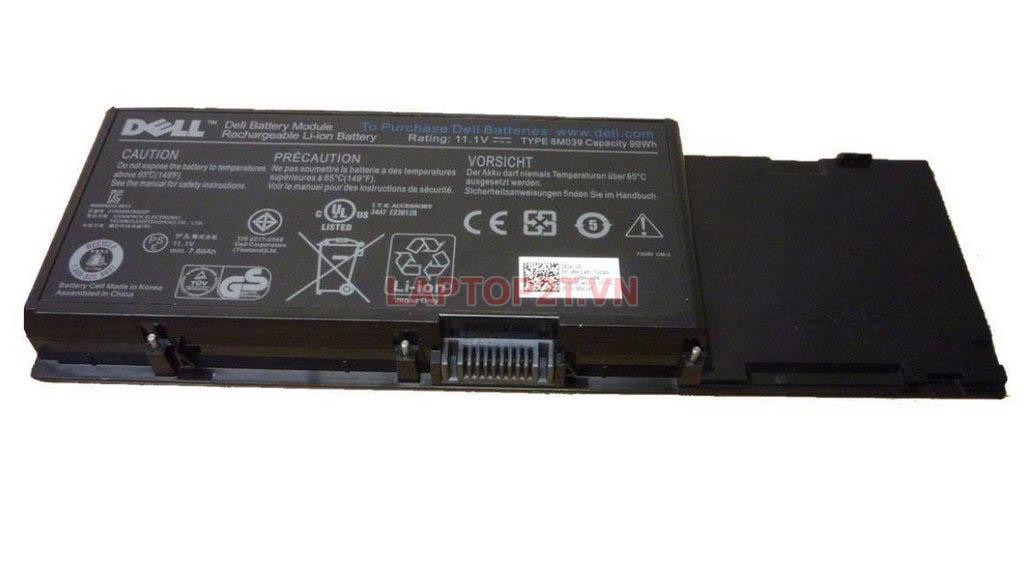 Pin Laptop Dell Precision M6500