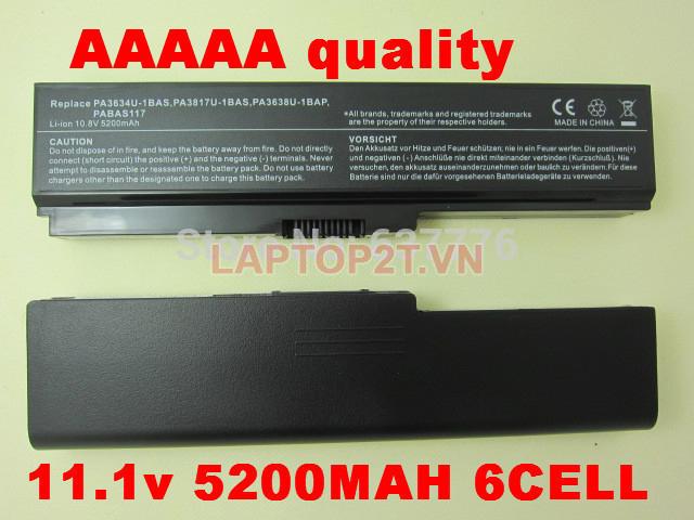 Pin Toshiba Satellite L675 L675d