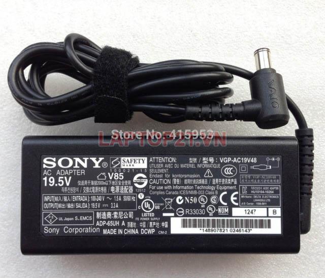 Sạc Laptop Sony Vaio SVE17125CG